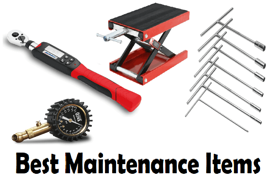 Best Maintenance Items