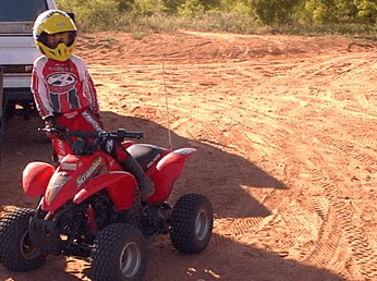ATV gear for kids