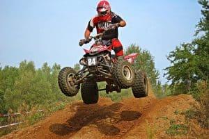 ATV Jumping