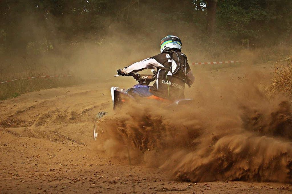 quad turn