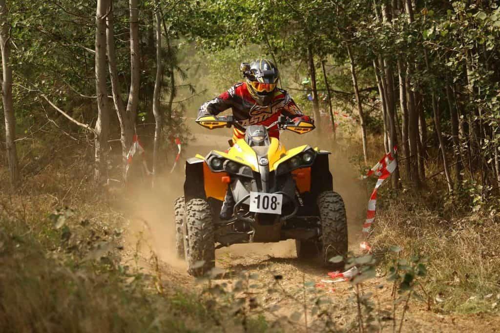 ATV Braking