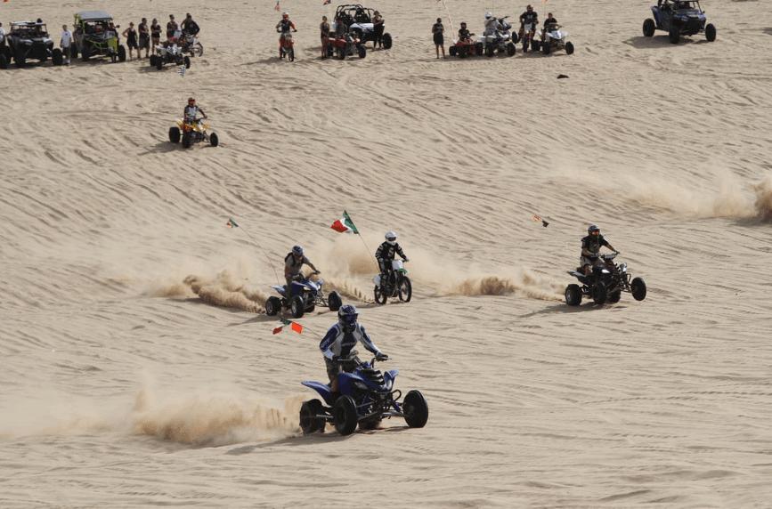 ATV Sand