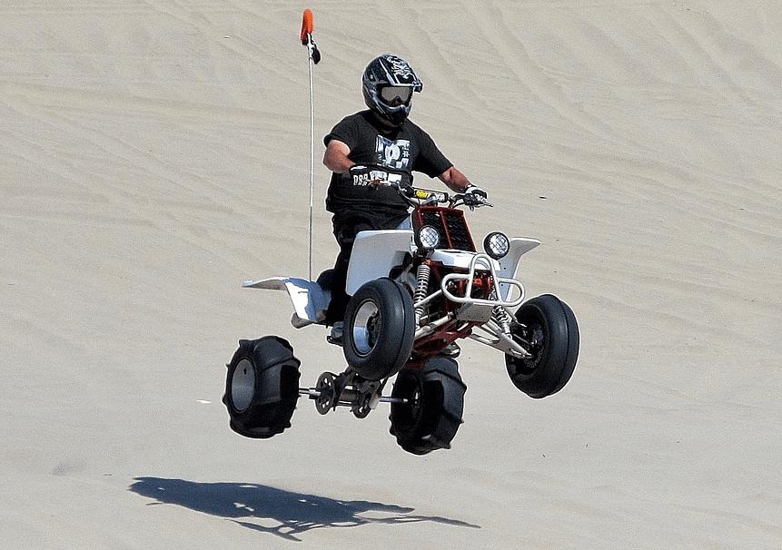 ATV Sand Tires