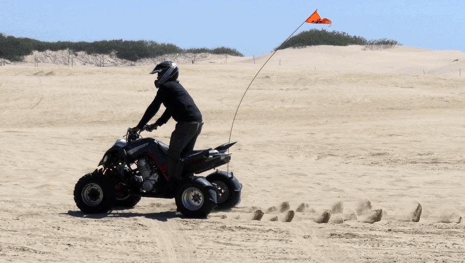 Quad Sand Tires
