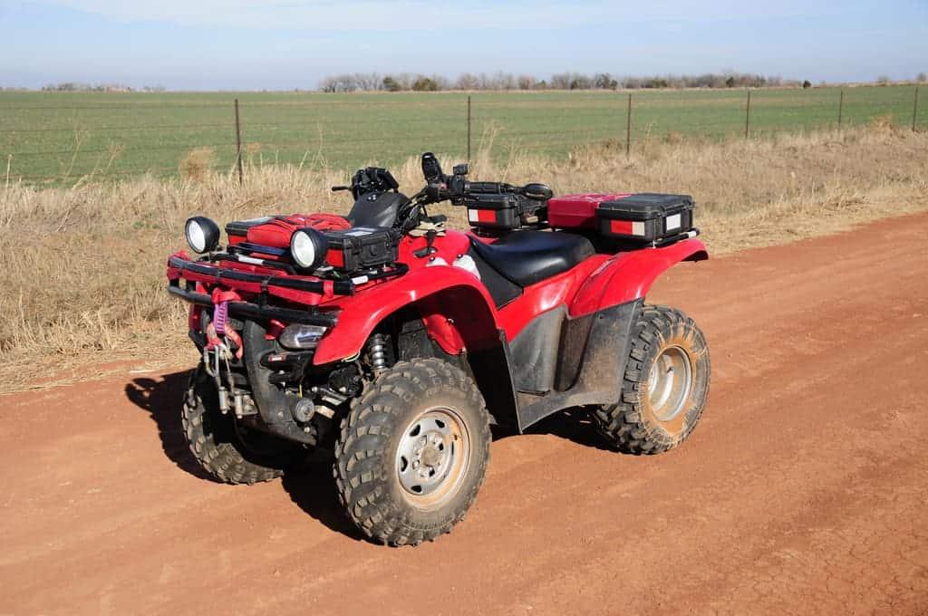 ATV Dirt Road