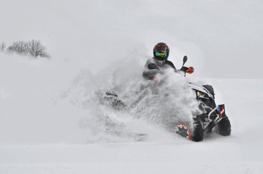Winterize ATV