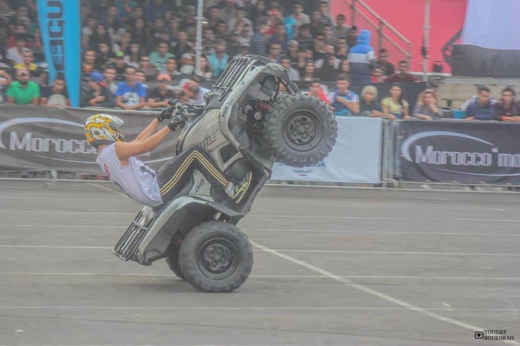 quad wheelie 2