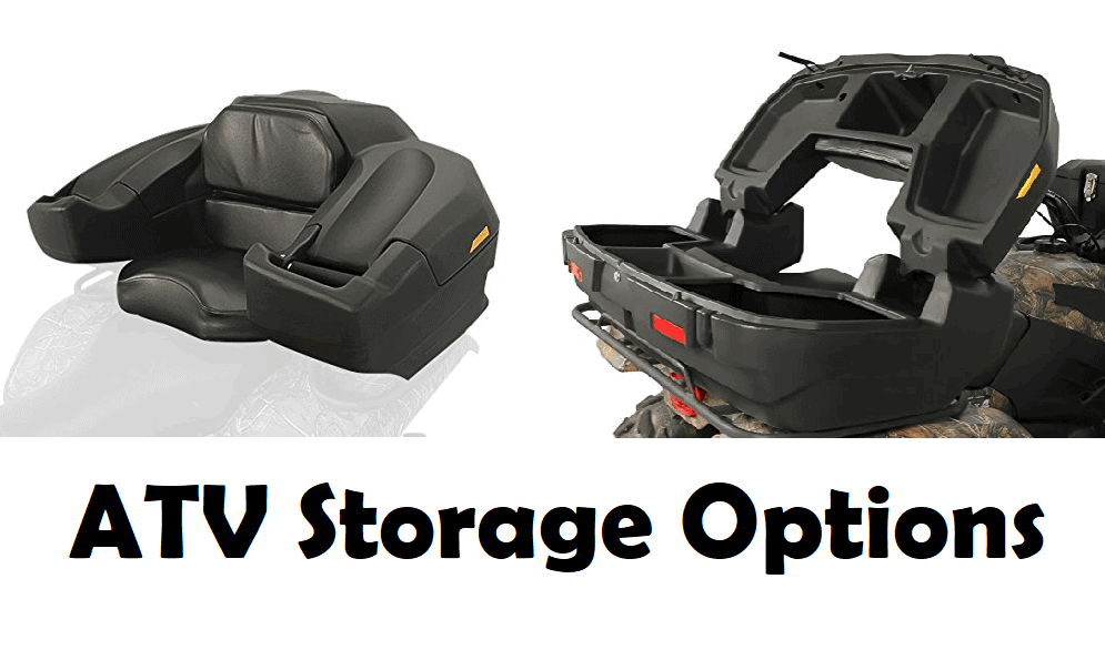 ATV Storage Options